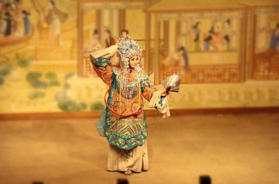 パフォーマンス・エクスペリエンスとNanluoguxiang訪問の北京ロイヤ…