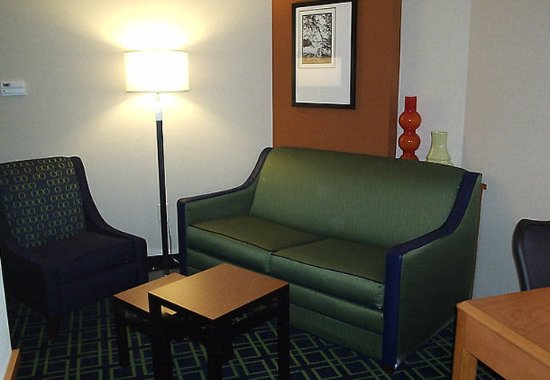 Seymour, IN: Executive King Suite