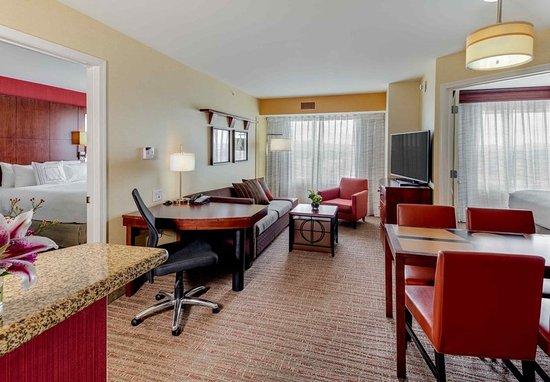 Auburn, ME: Two-Bedroom Suite - Living Area