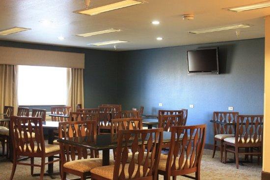 Pendleton, OR: Breakfast Area