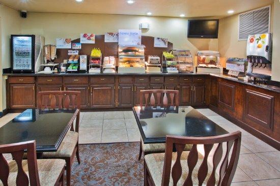 Pendleton, OR: Breakfast Bar