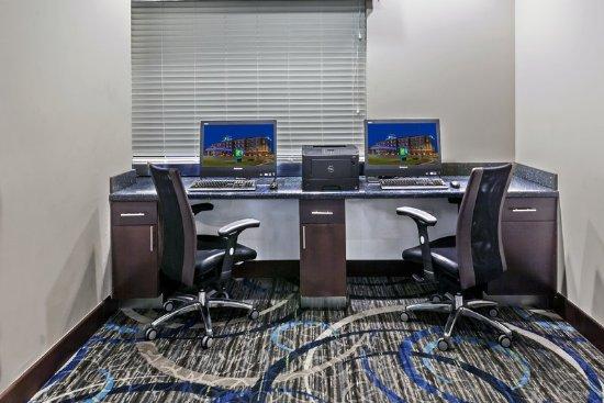Glenpool, OK: Business Center
