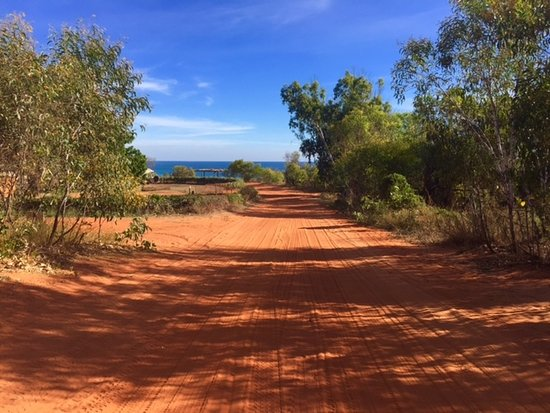 Cape Leveque: Road to west beach