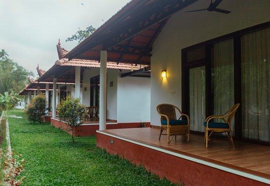 Palmgrove Lake Resort Kerala Alappuzha Resort Reviews