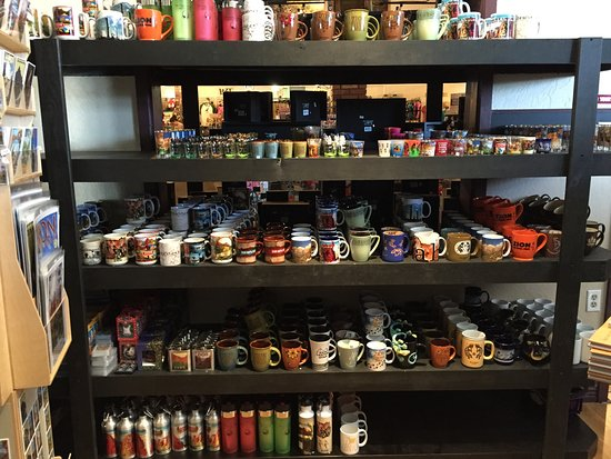 Bumbleberry Gift Shop: We sell a wide assortment of gifts and souvenirs
