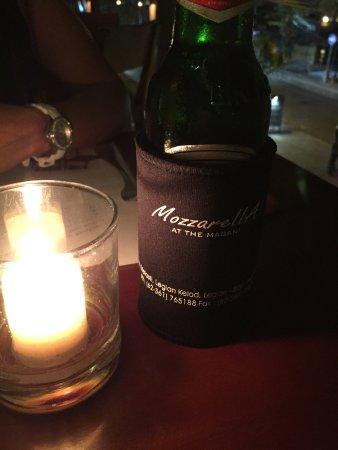 Mozzarella at The Magani Hotel