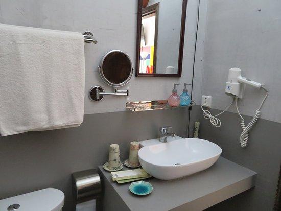 The Little Garden Boutique Hotel: Shower Room Superior