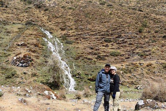 Salkantay Trekking: Descenso