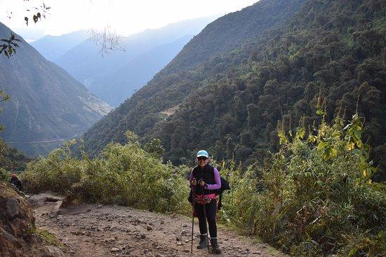 Salkantay Trekking: Decenso
