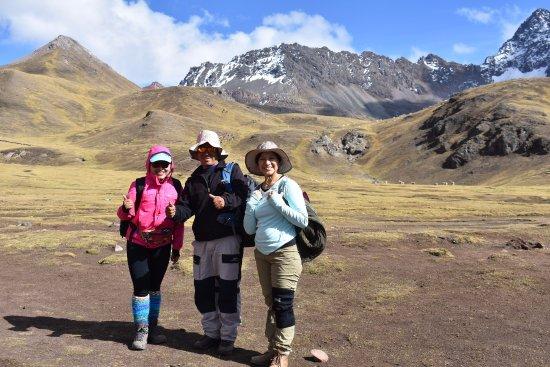 Salkantay Trekking: el guia Yuri