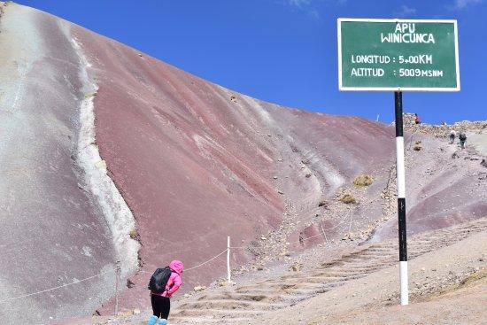 Salkantay Trekking: Winicunca