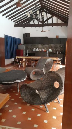 Little Siolim: Funky chairs
