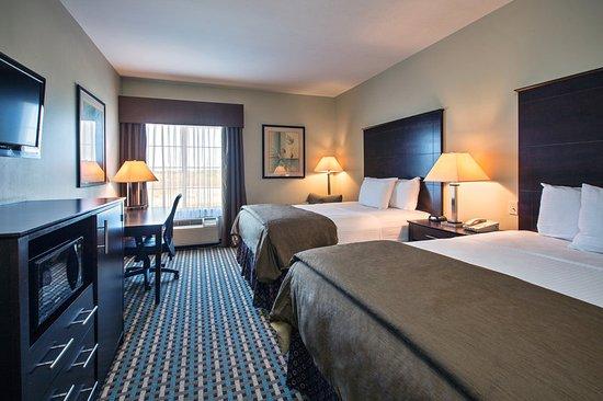 Αϊόβα, Λουιζιάνα: Guest Room