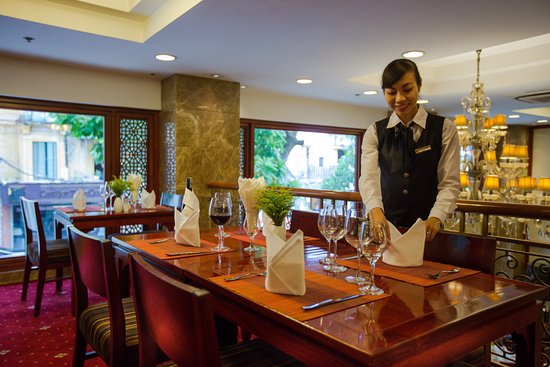 Conifer Boutique Hotel: Restaurant