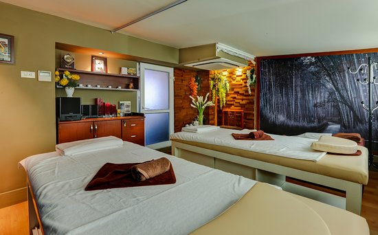 Conifer Boutique Hotel: Massage room