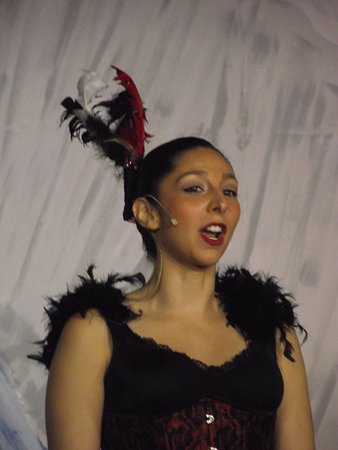 Music of Denali Dinner Theater: ALASKA - DENALI - MCKINLEY CHALET - MUSIC OF DENALI SHOW #6 - MISS MOLLY