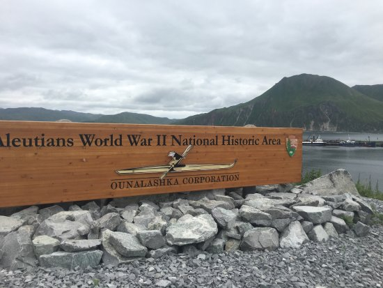 Aleutian World War II National Historic Area