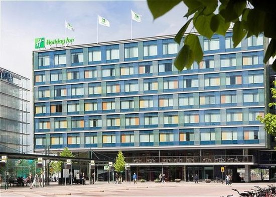 Holiday Inn Helsinki City Centre R M 6 6 9 Rm 589