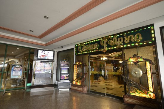 جراند ريجال هوتل دافاو: Casino Filipino - Davao