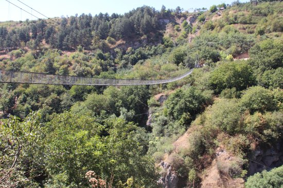 Syunik Province, Armenia: The bridge