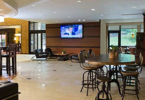 Towson, MD: Marriott Greatroom - Seating Area