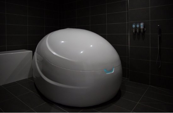 Water Temple Floatation Therapy: Our state of the art Dreampods