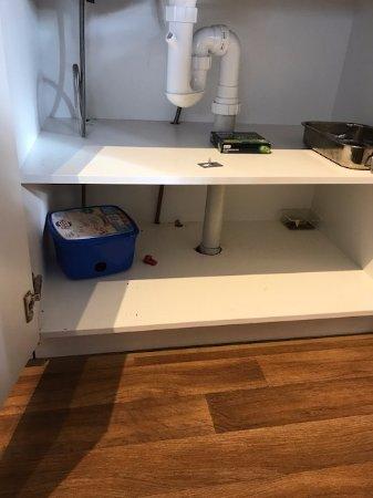 Norseman, Australie : Under sink mice bait