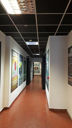 New Generation Hostel Urban Brera: коридор