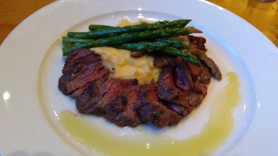 "Perrone's Restaurant and Bar: ""Meat & Two Veg"""