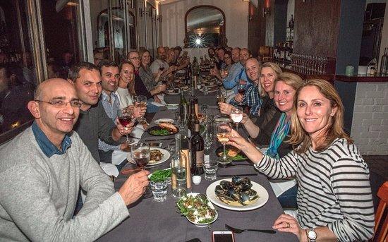 Berntis Restaurant & Grill: Birthday Dinner!