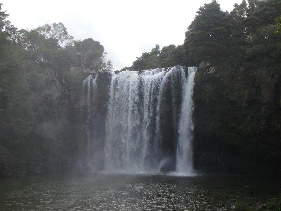Kerikeri, Nouvelle-Zélande : Biggest falls