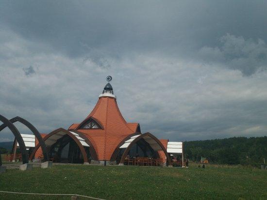 Harghita County, Romania: Hun Tanya