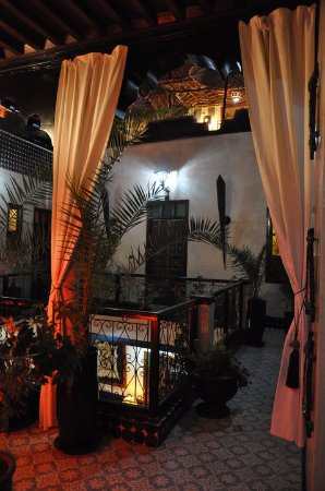 Enjoy Marrakech at the finest with staying in the Riad Dar Najat
