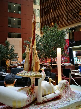 Park Hotel Tokyo: lobby