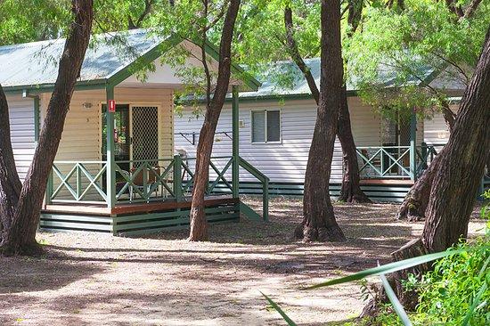 Hamelin Bay, Australien: Park Cabins with Ensuites