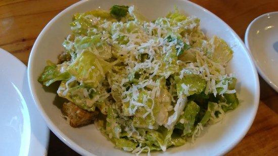 West Jefferson, Северная Каролина: Caesar salad, so good.