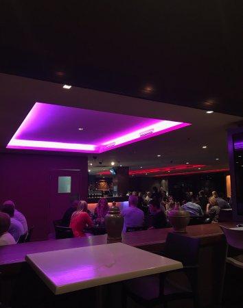Hanuman Restaurant: Inside restaurant