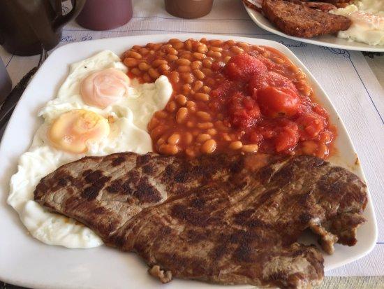 The Grapevine: American Breakfast