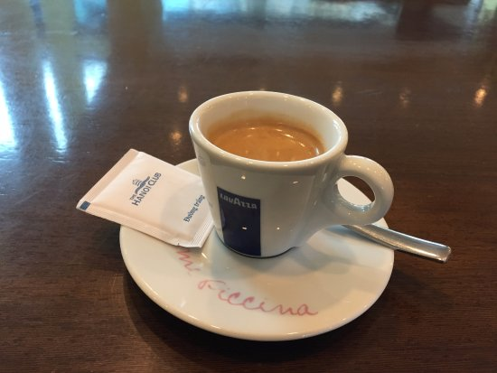 The Hanoi Club Hotel & Lake Palais Residences: Espresso