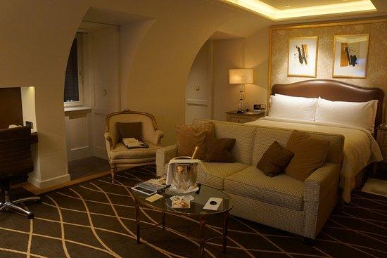 貝爾格日內瓦四季酒店照片