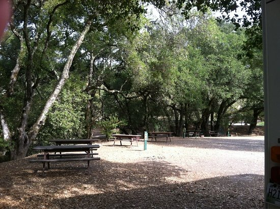 Cloverdale, CA: KOA Camping ground