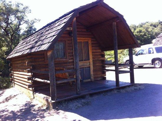 Cloverdale, Californie : KOA Cottage
