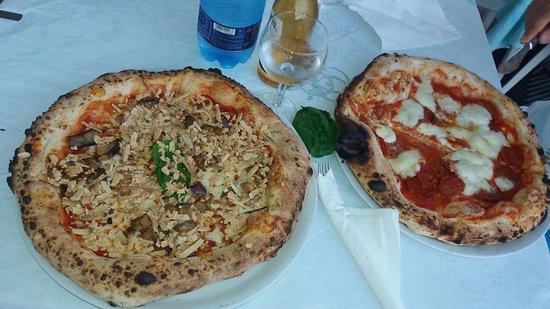 Ristorante da Luciano's: Pizze