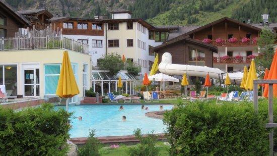 Piscina Esterna Bild Von Hotel Schneeberg Famiy Resort