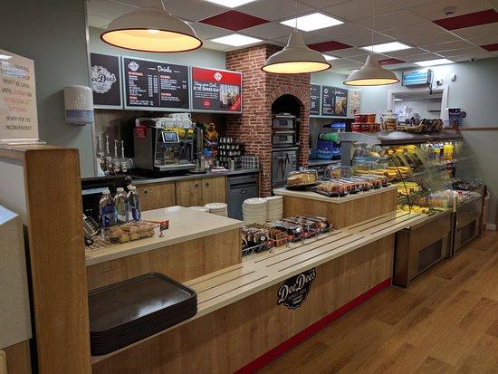 Bicton Coffee Shop