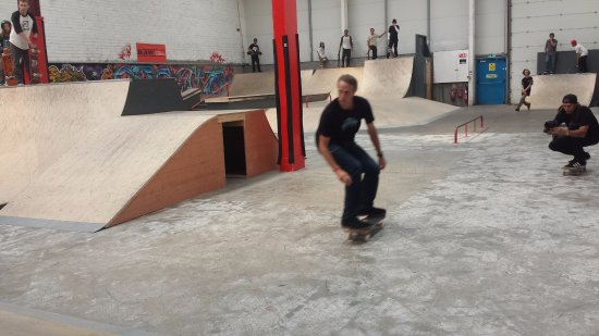 ‪Raw Cycles and Skatepark‬
