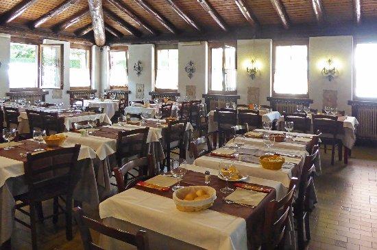 Cremeno, อิตาลี: La sala grande