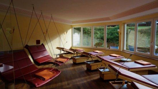 Hotel Oberwiesenhof: Spa