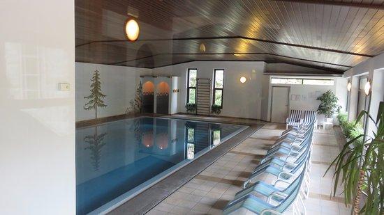 Piscina Bild Von Hotel Madatsch Trafoi Tripadvisor