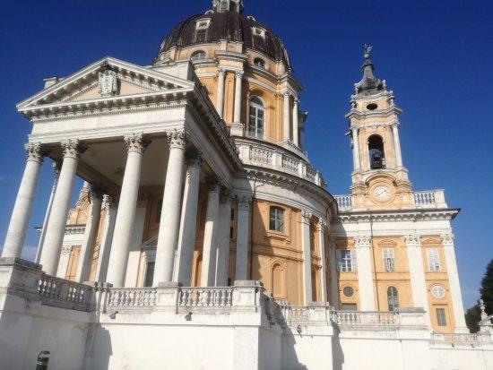 Basilica of Superga: Superga